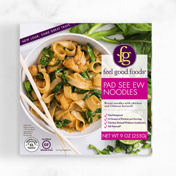 Asian - Pad See Ew Noodles