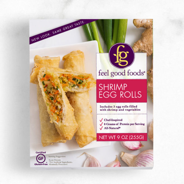 Egg Rolls - Shrimp
